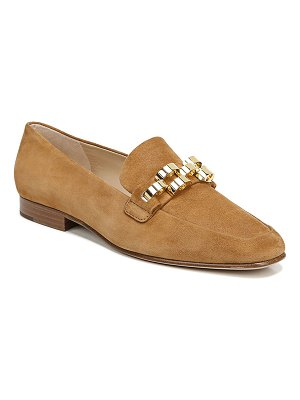 Veronica Beard Alire Suede Flat Loafers