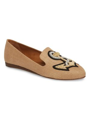 Veronica Beard griffin pointy toe loafer