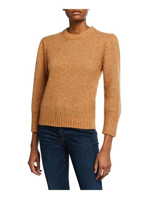Veronica Beard Holly Crewneck Pullover Sweater