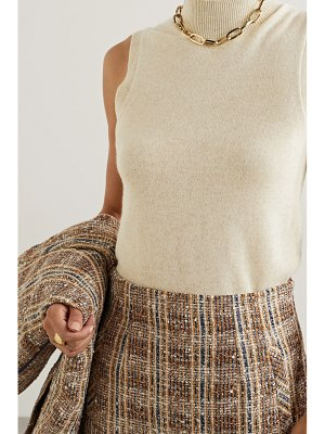 Veronica Beard mahaley cashmere top
