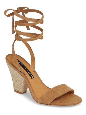 Veronica Beard remy lace-up sandal
