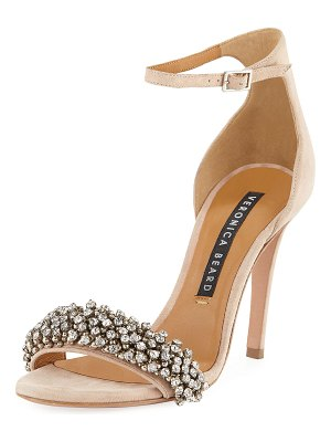 Veronica Beard Rowena Embellished Strappy Sandals