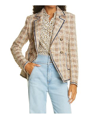 Veronica Beard theron tweed jacket