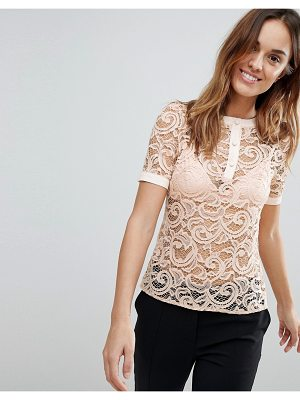 Vesper lace blouse