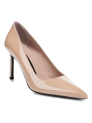 Via Spiga nikole leather pumps