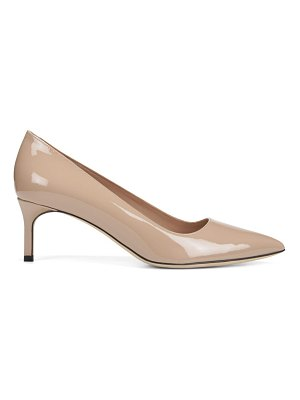 Via Spiga nikole patent leather pumps