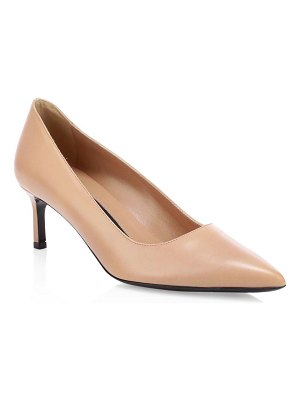 Via Spiga nikoless leather pumps