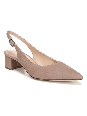 Via Spiga slingback pointed toe pump