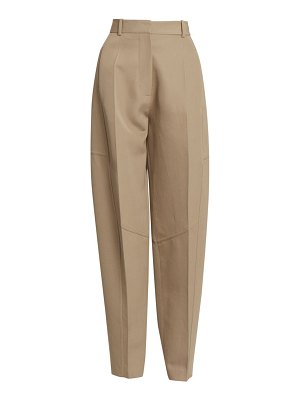Victoria Beckham high-waisted paneled trousers