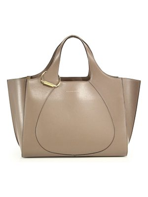 VICTORIA BECKHAM Newspaper Leather Hobo