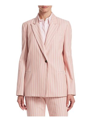 Victoria by Victoria Beckham tailored stripe blazer