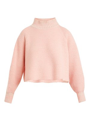 VIKA GAZINSKAYA Cropped wool sweater