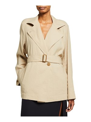 Vince Belted Trench Jacket