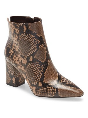 Vince Camuto cammen pointed toe bootie