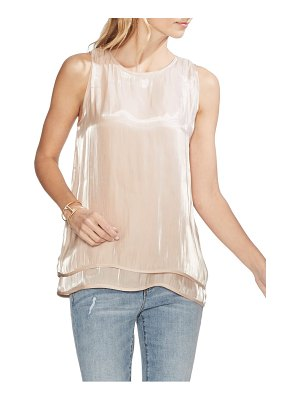 Vince Camuto iridescent tank