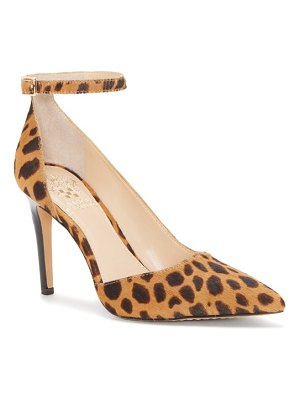 Vince Camuto marbella genuine calf hair pump