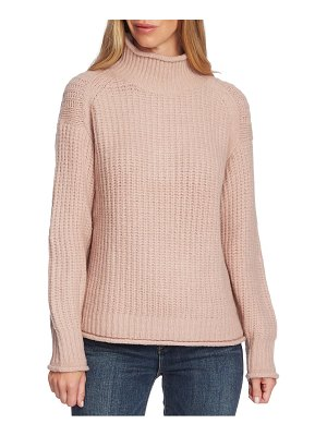 Vince Camuto mock neck sweater