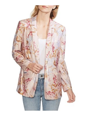 Vince Camuto wildflower sequin blazer