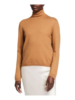 Vince Fitted Turtleneck Sweater
