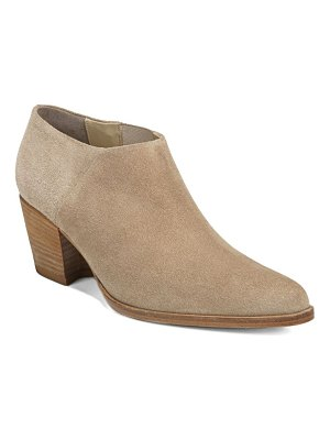 Vince hamilton slip-on booties