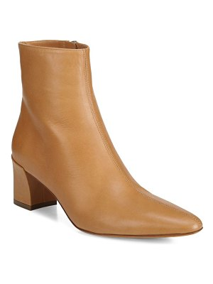 Vince lanica leather booties