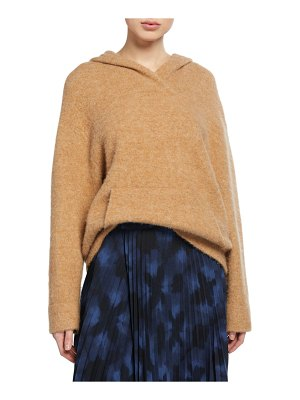 Vince Oversized Pullover Hoodie
