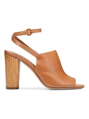 Vince palero ankle-wrap leather sandals