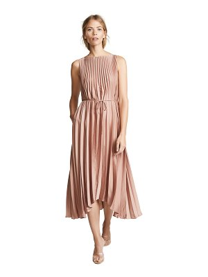 Vince pleated dress