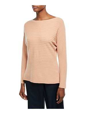 VINCE Self-Tie Back Dolman Sweater