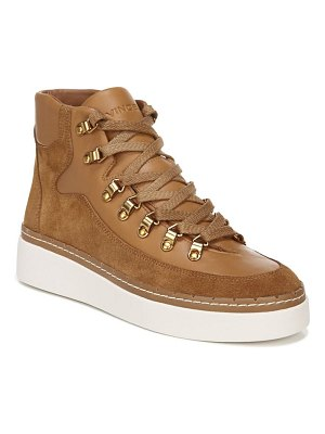 Vince soren weatherproof high top sneaker