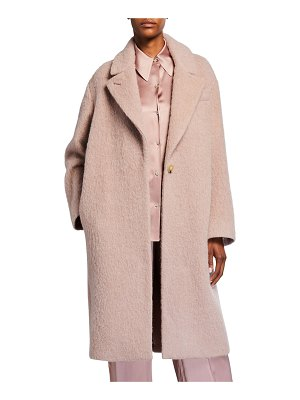 Vince Textured Wool Coat