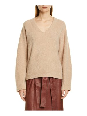 Vince v-neck dolman sleeve cashmere sweater