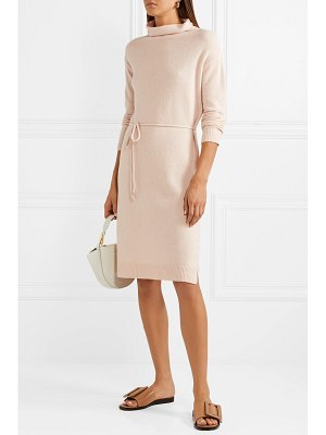 Vince wool and cashmere-blend turtleneck dress