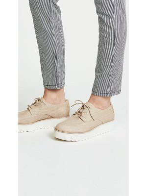 Vince zina platform oxfords
