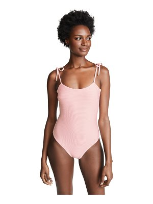 Vitamin A perla rose bio rib one piece