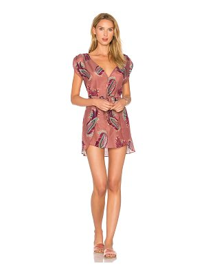 VIX SWIMWEAR Birds Agatha Dress