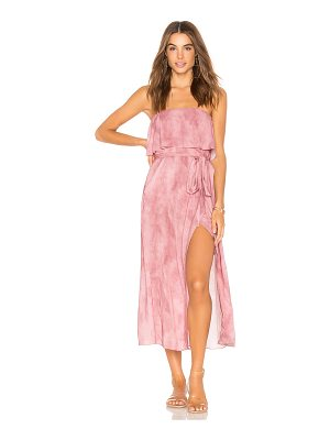 Vix Swimwear Strapless Dress