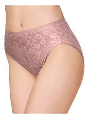 Wacoal Awareness High-Cut Lace Briefs