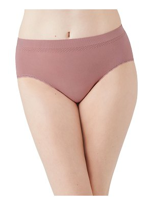 Wacoal B-Smooth Briefs with Lace