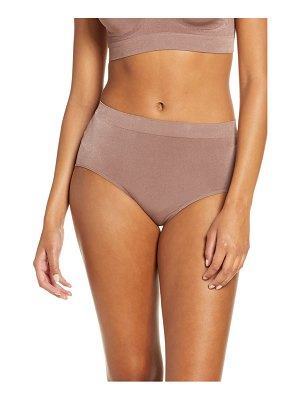 Wacoal brief b-smooth seamless brief