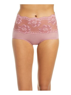 Wacoal light and lacy brief