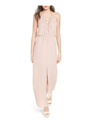 Wayf posie maxi dress
