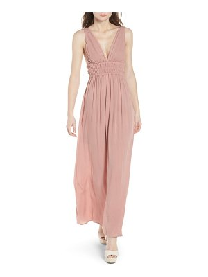 Wayf surrey maxi dress