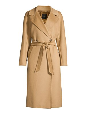 Weekend Max Mara ottanta wool trench coat