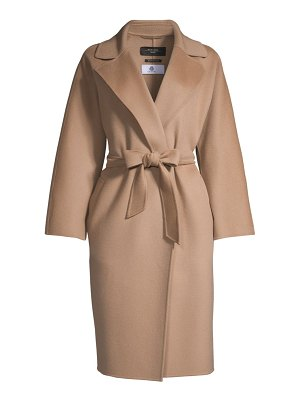 Weekend Max Mara ted wool wrap coat