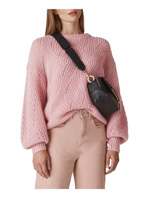 Whistles sophia sweater