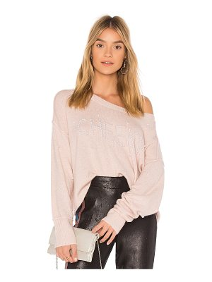 WILDFOX Cheeky Pullover Sweater