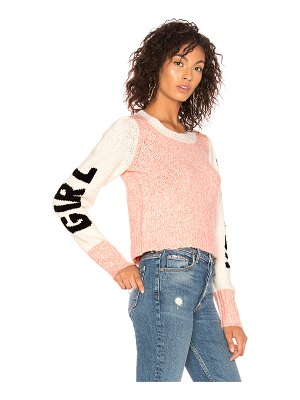Wildfox Girl Power Lou Sweater