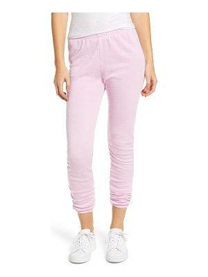 Wildfox knox jogger pants