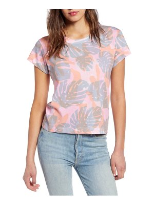 Wildfox no9 tropic camo tee